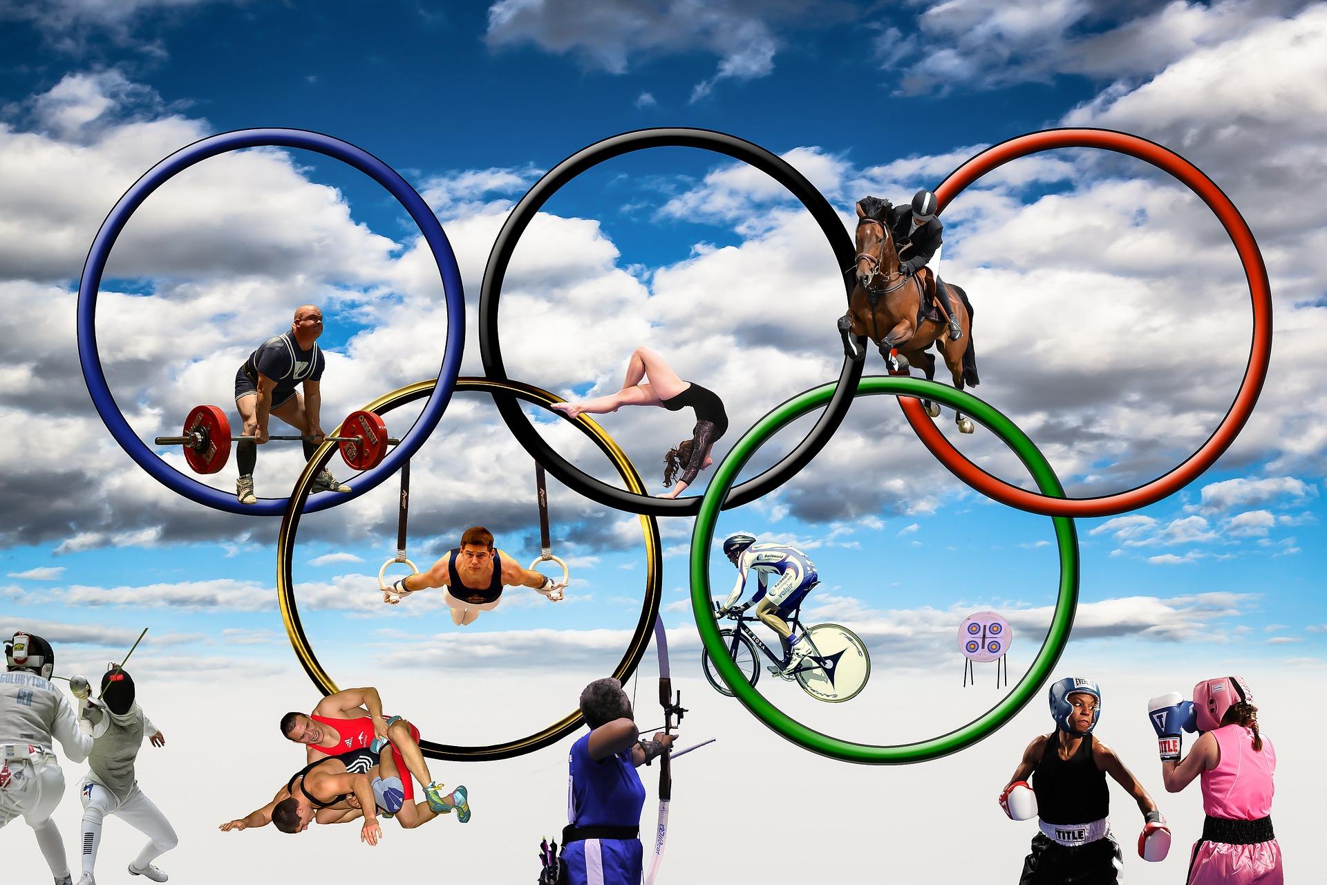 Les Jeux olympiques d'été